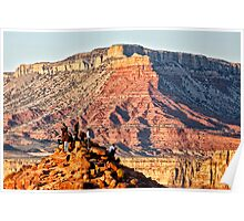 Grand Canyon, Stunning People Poster