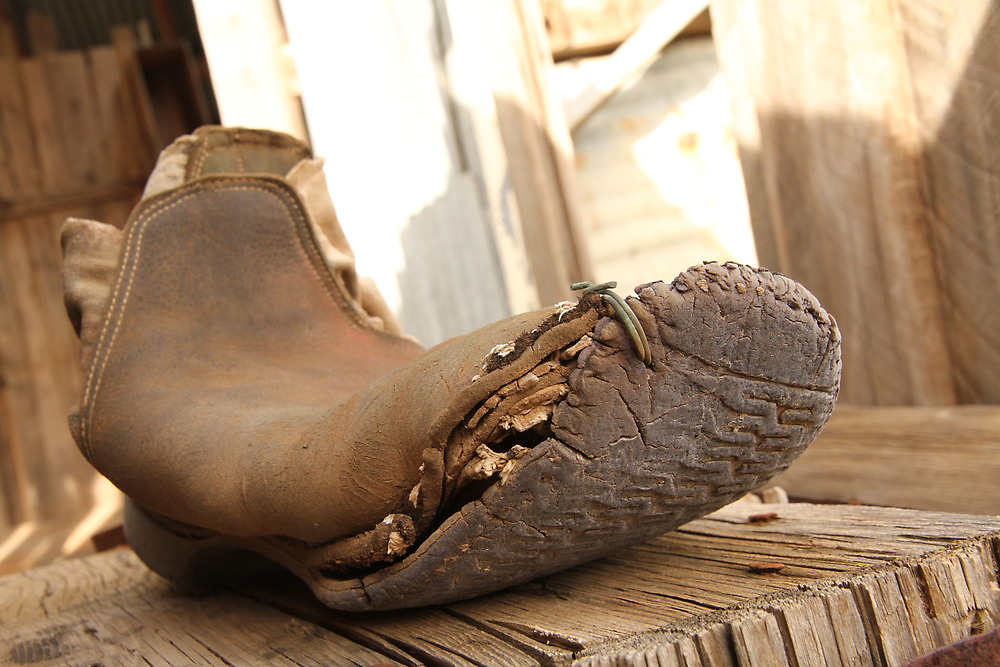 A Shearer's Old Sole by GTRProductions