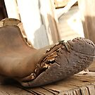 A Shearer&#x27;s Old Sole by GTRProductions