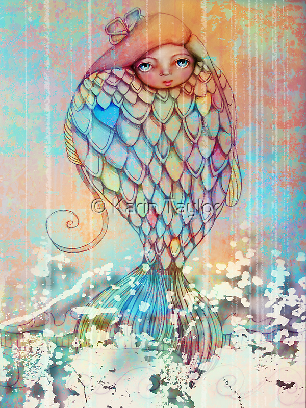 Metamorfishes by © Karin (Cassidy) Taylor