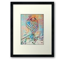 Metamorfishes Framed Print