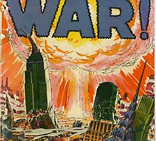 Atomic War Issue #1 (Ace Comics) - 1952 - Comic Scan by frictionqt