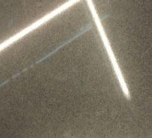 66 Light Reflection Sticker