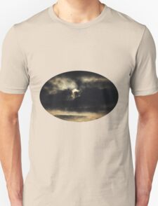 Dark Full Moon Unisex T-Shirt