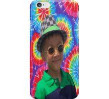 Peace Ayeeden Tie Dye iPhone Case/Skin