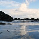 Tide pool serenity by Aaron Baker