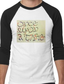 Once Upon a Time Men's Baseball ¾ T-Shirt