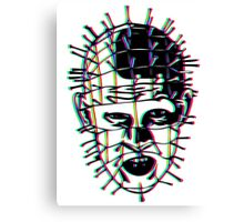 Psychedelic Pinhead  Canvas Print