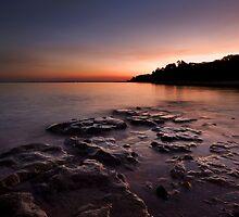 Fannie Bay rocks.  by DaveBassett