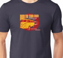 Volkswagen Tee Shirt - Run to the Sun 2010 - Splitty Unisex T-Shirt