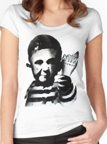 Ill Cut You Women's Fitted Scoop T-Shirt