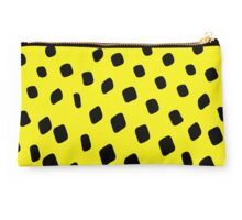 Abstract Polkadot Studio Pouch