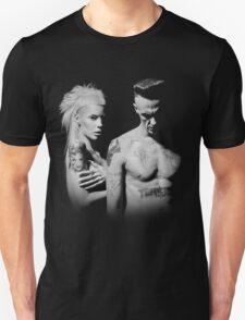 Ninja & Yolandi B&W (alt) T-Shirt