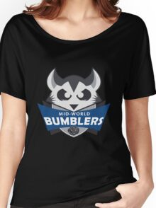 The Mid-World Bumblers  Women's Relaxed Fit T-Shirt