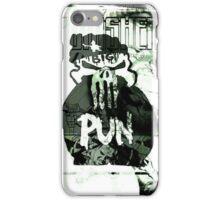 Pun. iPhone Case/Skin
