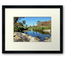 Bungle Bungles  Landscape Framed Print