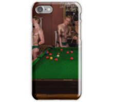 Pool for the pool boys iPhone Case/Skin