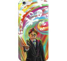 Satoru Iwata: Heart of a Gamer (Image Only) iPhone Case/Skin