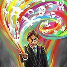 Satoru Iwata: Heart of a Gamer (Image Only) by LightningArts