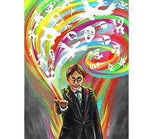 Satoru Iwata: Heart of a Gamer (Image Only) Photographic Print