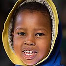 Tanzanian Toddler by Scott Carr