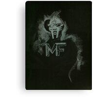 Master Doom Canvas Print