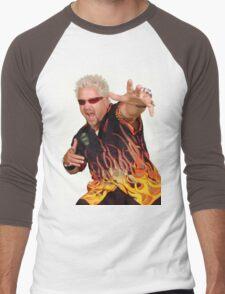 Guy Fieri Men's Baseball ¾ T-Shirt