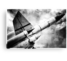 'The Bloodhound' Canvas Print
