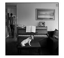 Billy & Bones Photographic Print