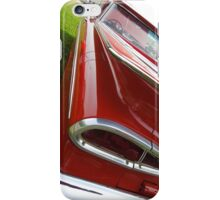 Vintage Automobile - Chevy Impala iPhone Case/Skin