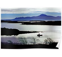 Clew Bay, Co Mayo, Ireland Poster