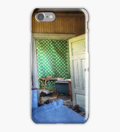 26.7.2015: In Abandoned House iPhone Case/Skin