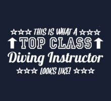 This Is What A Top Class Diving Instructor Looks Like by Chimpocalypse