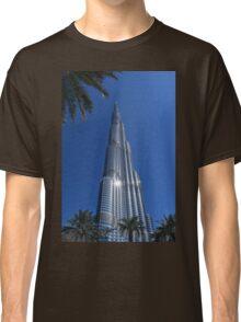 Burj Khalifa Dubai Mall, Dubai Classic T-Shirt