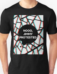 Louis Tomlinson - Noooo Jimmy Protested Unisex T-Shirt