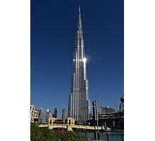 Burj Khalifa Dubai Mall, Dubai Photographic Print