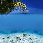 Post Card from Tahiti by Nasko .