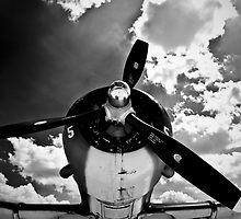 FG 1D Corsair by Halie Hovenga