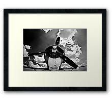 FG 1D Corsair Framed Print