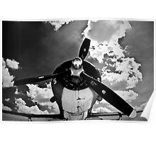 FG 1D Corsair Poster