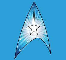 Star Trek insignia/emblem/whatever by kateroseaustin
