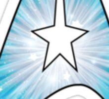 Star Trek insignia/emblem/whatever Sticker