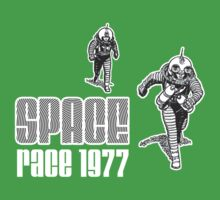 Space Race 1977 by Groatsworth