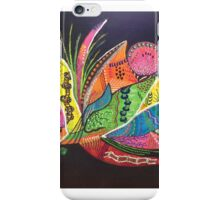acryl painting iPhone Case/Skin
