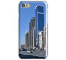 Dubai, Sheikh Zayed Road iPhone Case/Skin