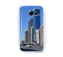 Dubai, Sheikh Zayed Road Samsung Galaxy Case/Skin