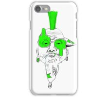 Bad grandmother iPhone Case/Skin