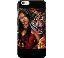 Queen of the Jungle iPhone Case/Skin