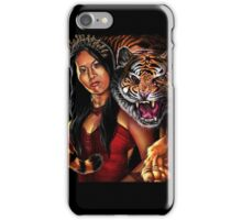 Queen of the Jungle iPhone Case/Skin