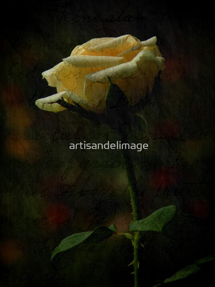 Love Letter by artisandelimage